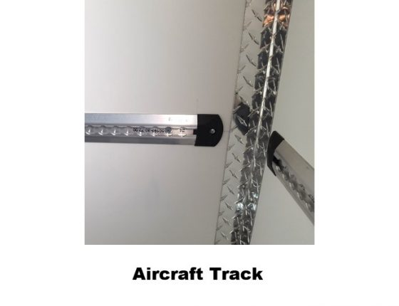disaster response trailer aircraft track