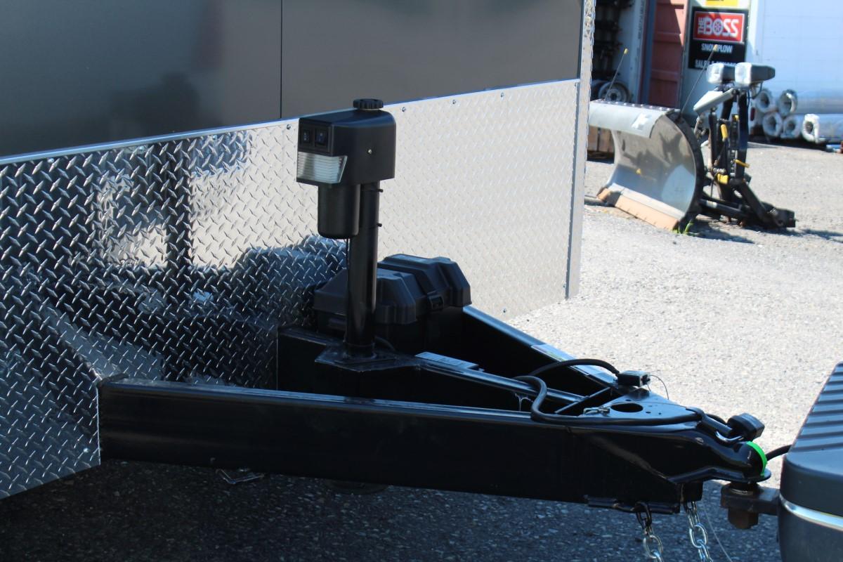emergency response trailer hitch