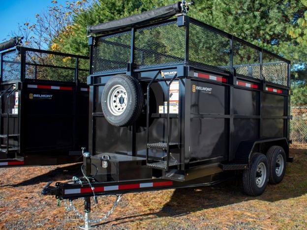 junk removal trailer dealer