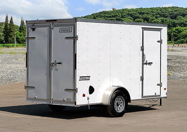 haulmark cargo trailers